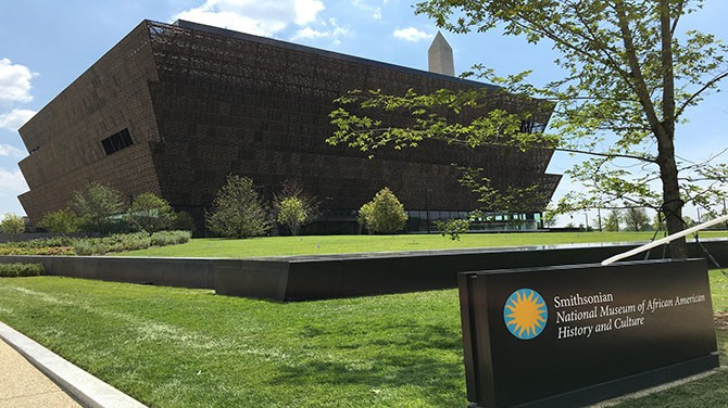 DC African American Heritage Tour: The NMAAHC
