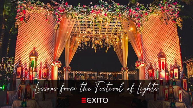 Five Inspirational Ideas from the Festival of Lights