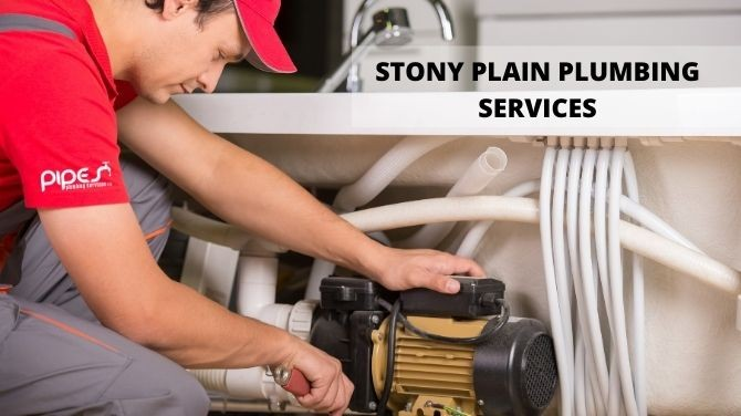 The Detailed List of Stony Plain Plumbing Services Offered