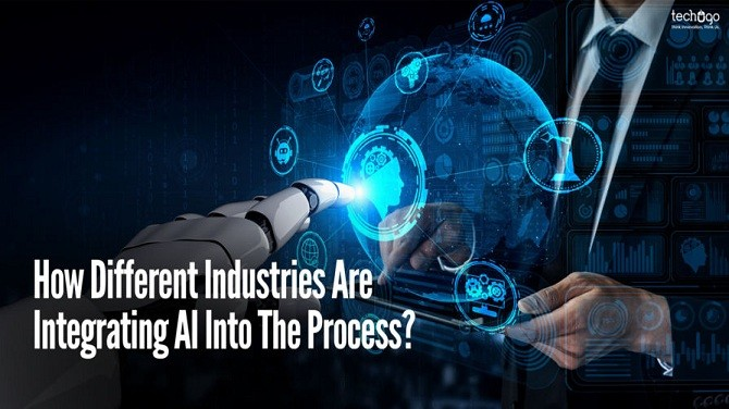 How Different Industries Are Integrating AI Into The Process?
