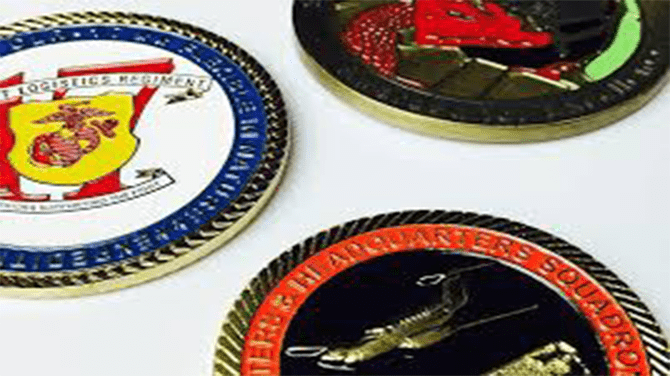 A Brief History of Military Coins