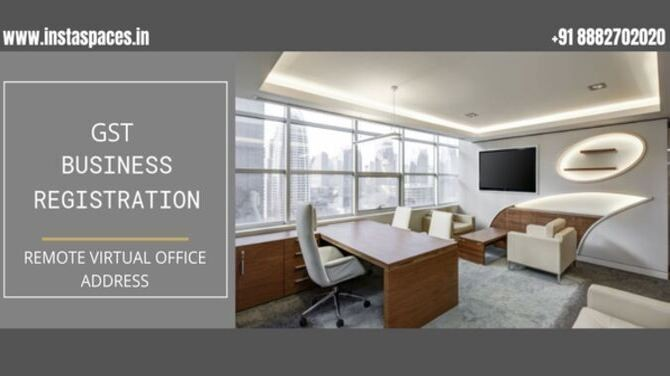 Book Virtual Office Address at Prime Location in India