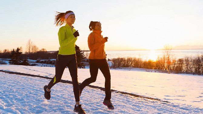 5 Running Benefits | Why You Should Run in Winter