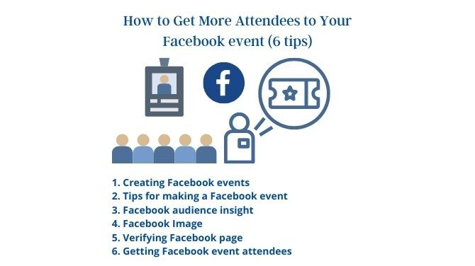 How to Get More Attendees to Your Facebook event (6 tips)