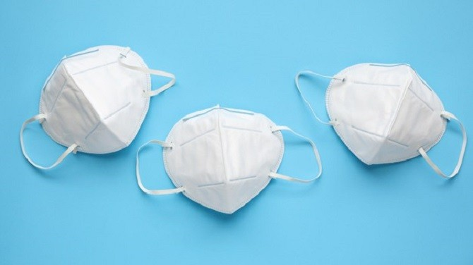 The functioning of Kn95 respirators!