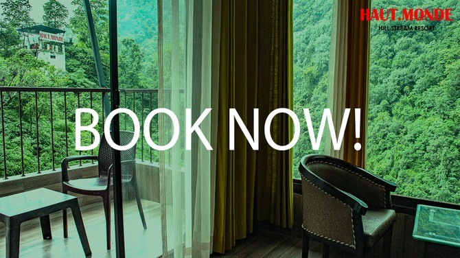 The Weekend it Deserves at Haut Monde Hill Stream Resort