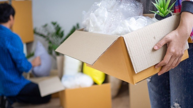 A Few Tips When Moving To a New Home